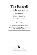 The Baseball Bibliography