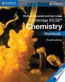 Books - Cambridge Igcse� Chemistry Workbook | ISBN 9781107614994