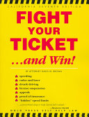 Fight Your Ticket... and Win!