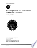 See Design Guide And Requirements For Electrical Deadfacing