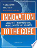 Innovation To The Core Book PDF
