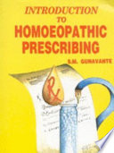 Introduction to Homoeopathic Prescribing Book