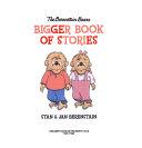 The Berenstain Bears Bigger Book of Stories Book PDF