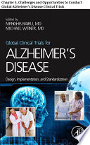 Global Clinical Trials for Alzheimer's Disease