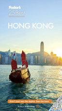 Fodor s Hong Kong 25 Best