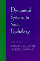 Dynamical Systems in Social Psychology