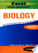 Excel Preliminary Biology