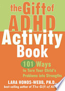 The Gift Of Adhd Activity Book Book
