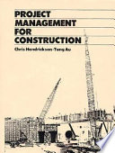 Project Management For Construction PDF