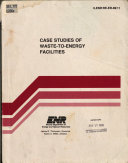 Case Studies of Waste to energy Facilities Book