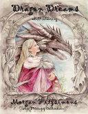 Dragon Dreams Adult Colouring