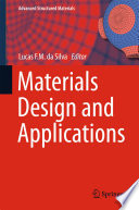 Materials Design and Applications Book