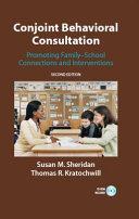 Conjoint Behavioral Consultation ebook
