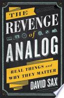 The Revenge of Analog image