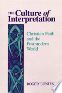 The Culture of Interpretation