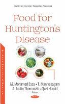 Food for Huntingtons Disease
