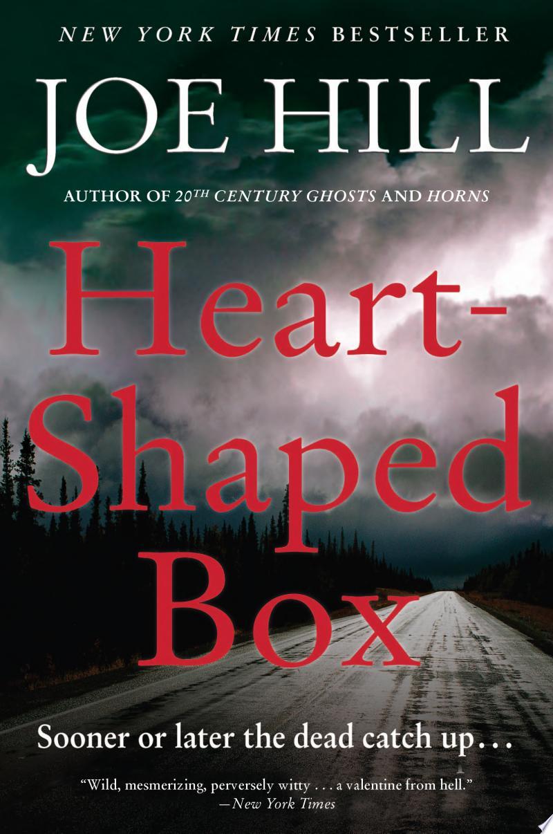 Heart-Shaped Box banner backdrop