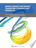 Energy Market and Energy Transition  Dynamics and Prospects