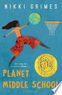 Planet Middle School Nikki Grimes Cover