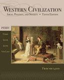 Western Civilization  Since 1400 Book