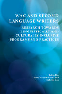 WAC and Second Language Writers