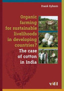 Organic Farming for Sustainable Livelihoods in Developing Countries