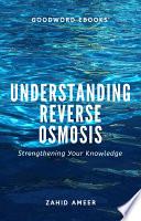 Understanding Reverse Osmosis Book