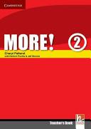 More! Level 2 Teacher's Book
