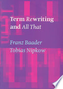 Term Rewriting and All That Book