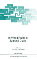Pdf In Vitro Effects of Mineral Dusts Telecharger