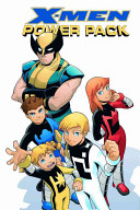 X Men and Power Pack
