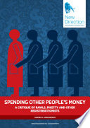 Spending Other People S Money