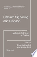 Calcium Signalling and Disease