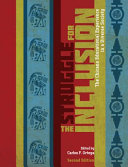 The Struggle for Inclusion  The Chicano Educational Experience in a Diverse Society  Second Edition