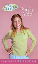 Simply Alice ebook