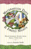 Pdf Watermelon Days and Firefly Nights