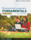 Cover of Discovering Computers - Fundamentals 2011 Edition