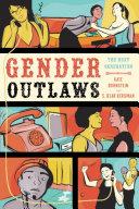 Pdf Gender Outlaws Telecharger