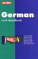 German Verbs Handbook