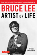 Bruce Lee Artist of Life Book