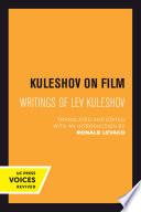 Kuleshov on Film