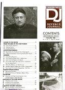Defence Journal Book PDF