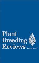 Plant Breeding Reviews Pdf/ePub eBook
