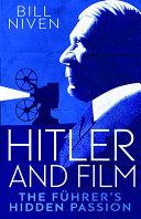 Hitler and Film Pdf/ePub eBook