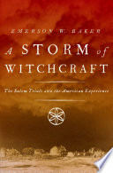 A Storm of Witchcraft Book PDF