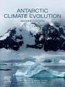 Antarctic Climate Evolution