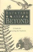 Backyard and Beyond Book