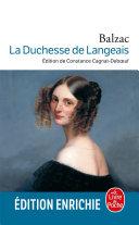 Pdf La Duchesse de Langeais Telecharger
