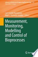 Measurement, Monitoring, Modelling and Control of Bioprocesses