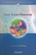 Pdf East Asian Monsoon